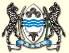 Government of Botswana logo